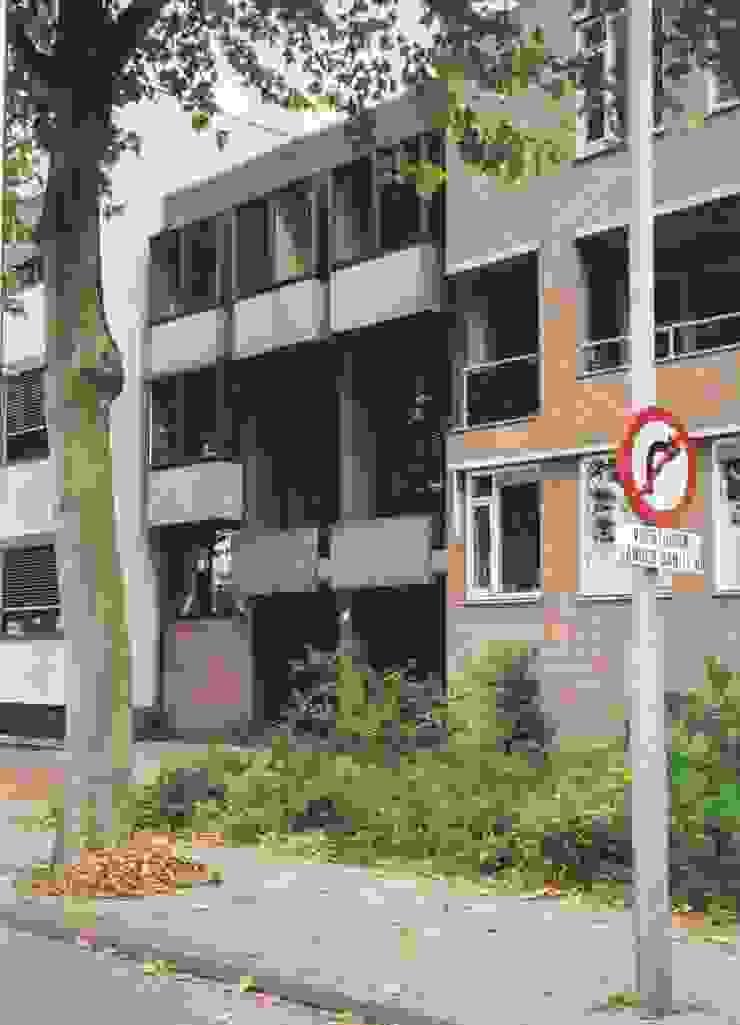 stadsvilla Moderne huizen van G.L.M. van Soest Architect Modern