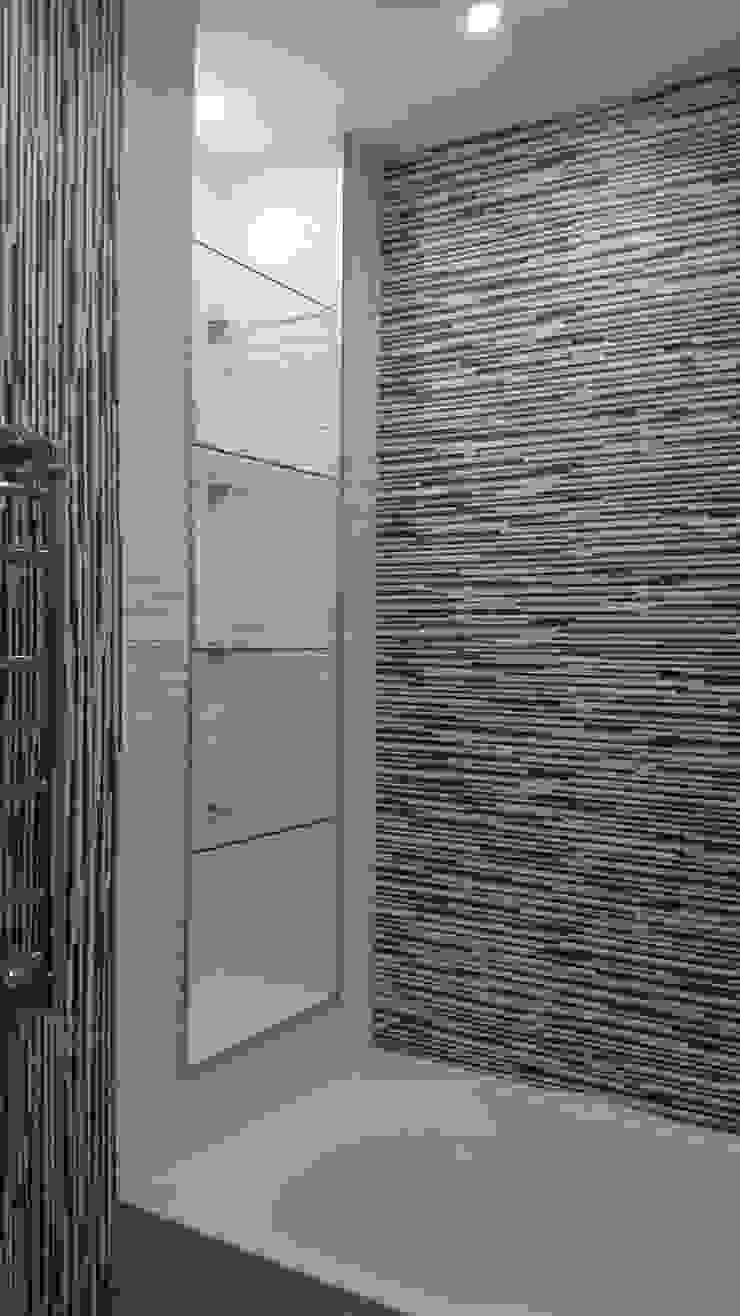 Minimalist bathroom by AG design Minimalist