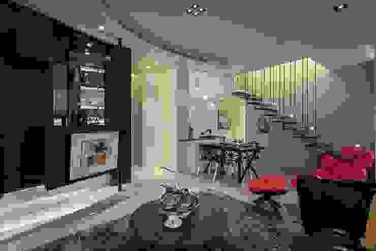 餐廳 Modern Dining Room by 你你空間設計 Modern