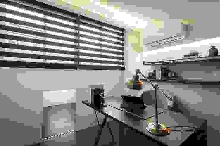 儲藏室 Modern Study Room and Home Office by 你你空間設計 Modern