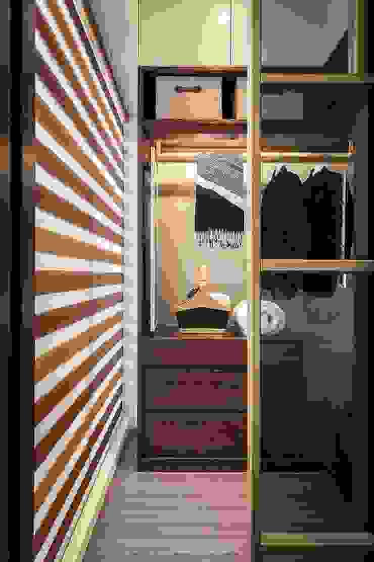 更衣室 Modern Dressing Room by 你你空間設計 Modern