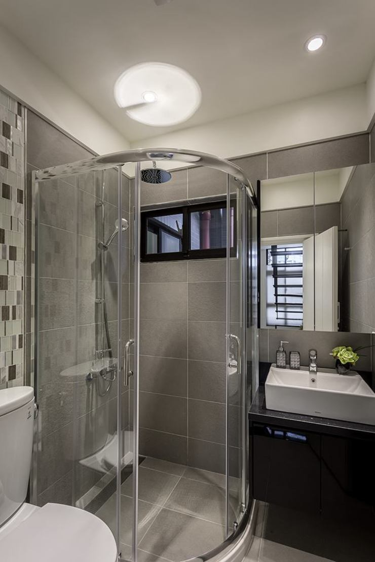 客浴室 Modern Bathroom by 你你空間設計 Modern