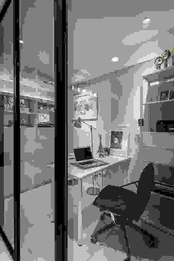 透視隔間 根據 你你空間設計 現代風