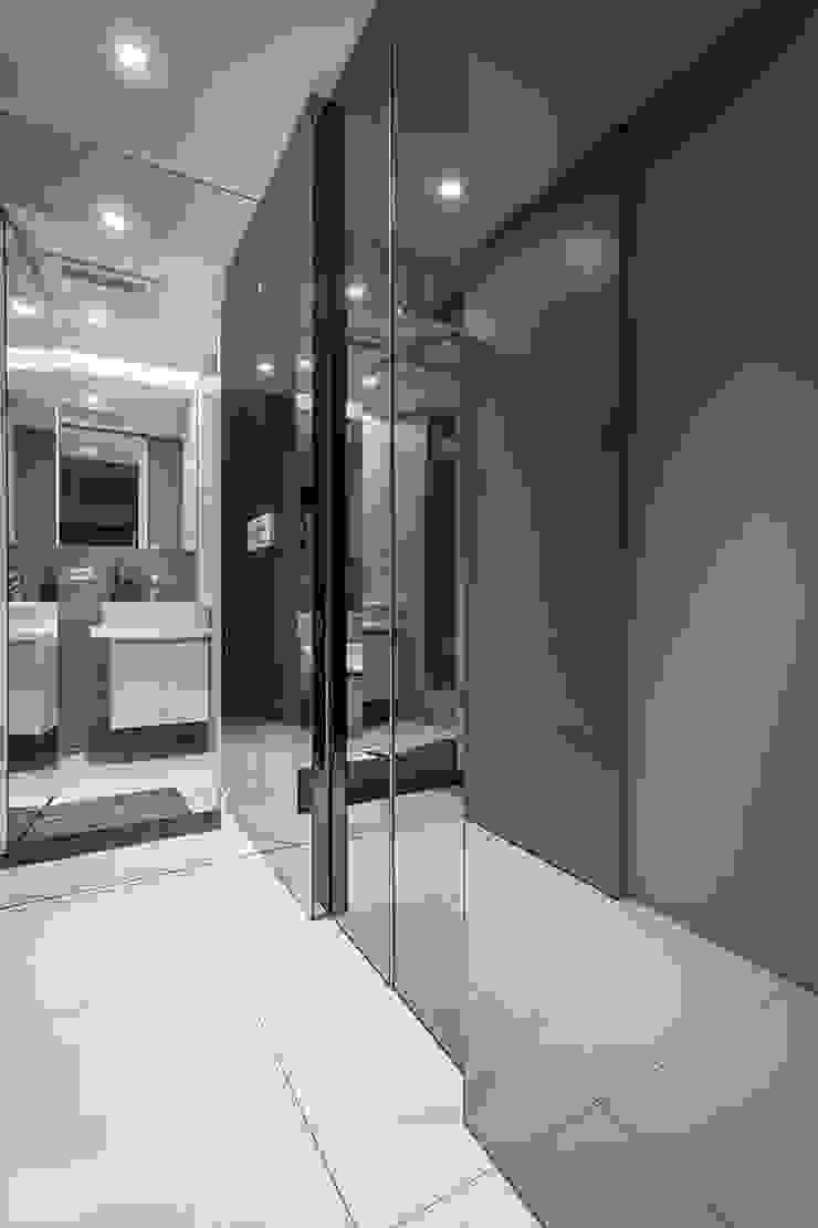 鏡面牆 根據 你你空間設計 現代風