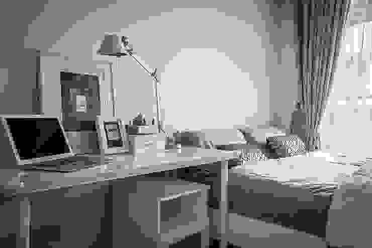 次臥房 根據 你你空間設計 現代風