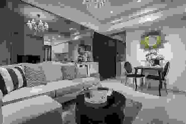 客廳 根據 你你空間設計 古典風