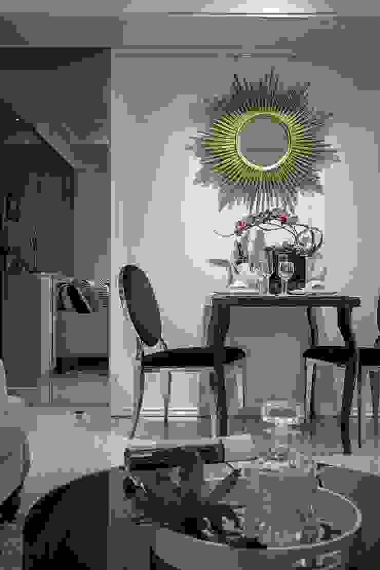 餐廳 根據 你你空間設計 古典風