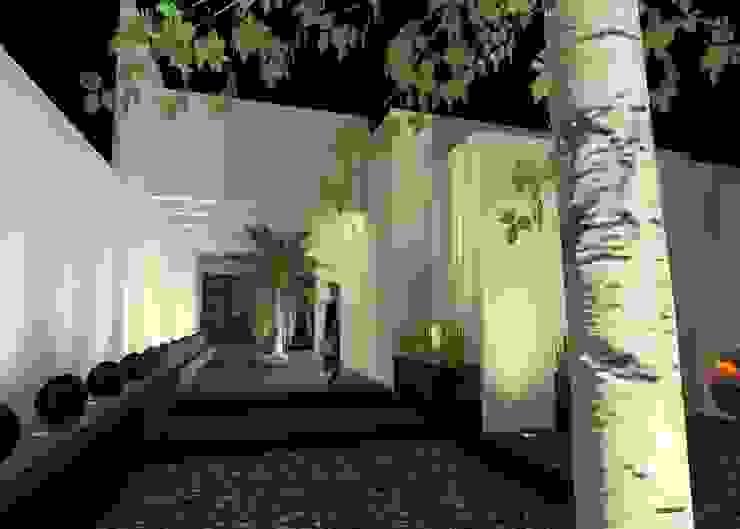 Casa SeV Casas modernas de Arq German Tirado S Moderno