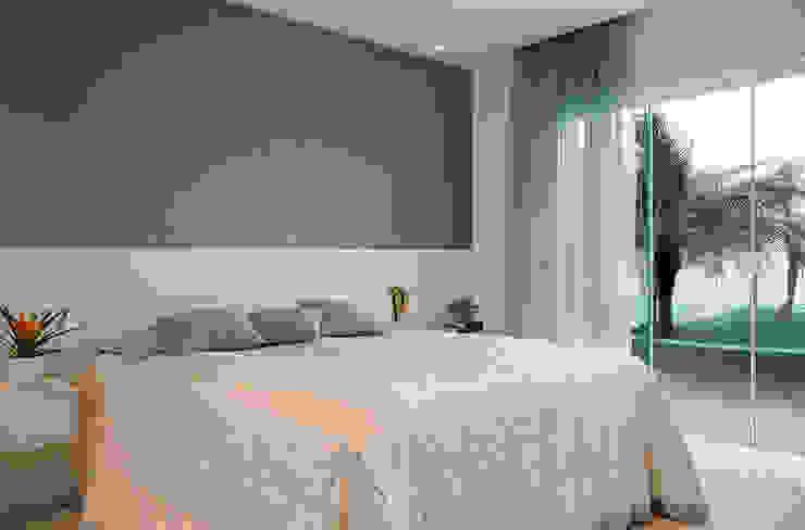 homify Dormitorios de estilo moderno Azul