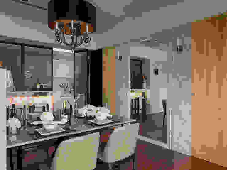 單身50坪~粉領就愛奢華風 根據 大集國際室內裝修設計工程有限公司 古典風