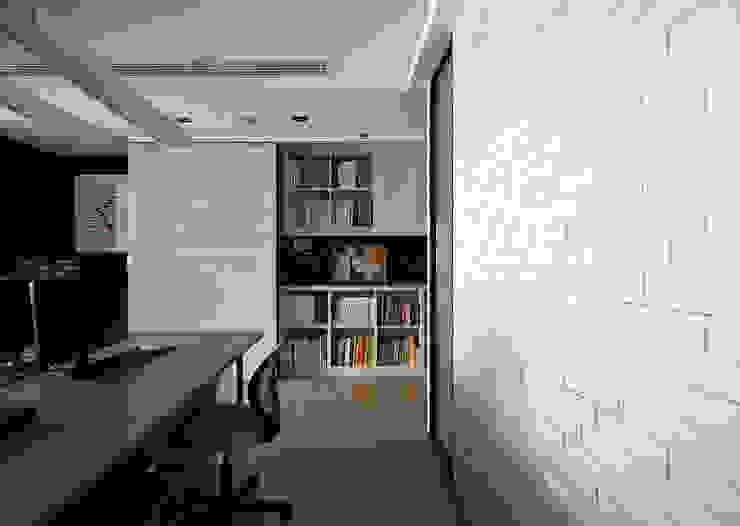 員工與Boss高互動的創意空間 根據 大集國際室內裝修設計工程有限公司 現代風