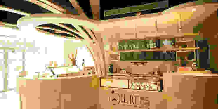 國王你好 義式冰淇淋咖啡廳 根據 宇揚設計 Ton Horizon Design Team 現代風