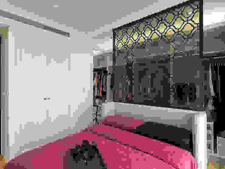 理性格局~感性生活自然蔓延 根據 大集國際室內裝修設計工程有限公司 現代風