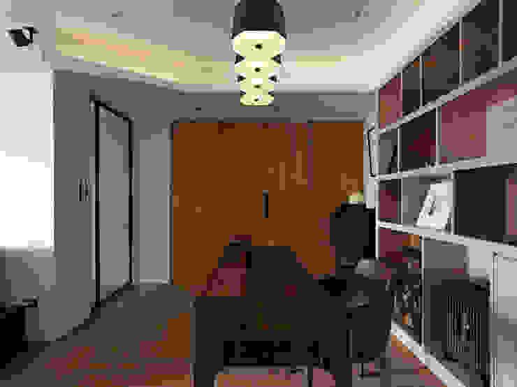 大集國際室內裝修設計工程有限公司 Oficinas de estilo minimalista
