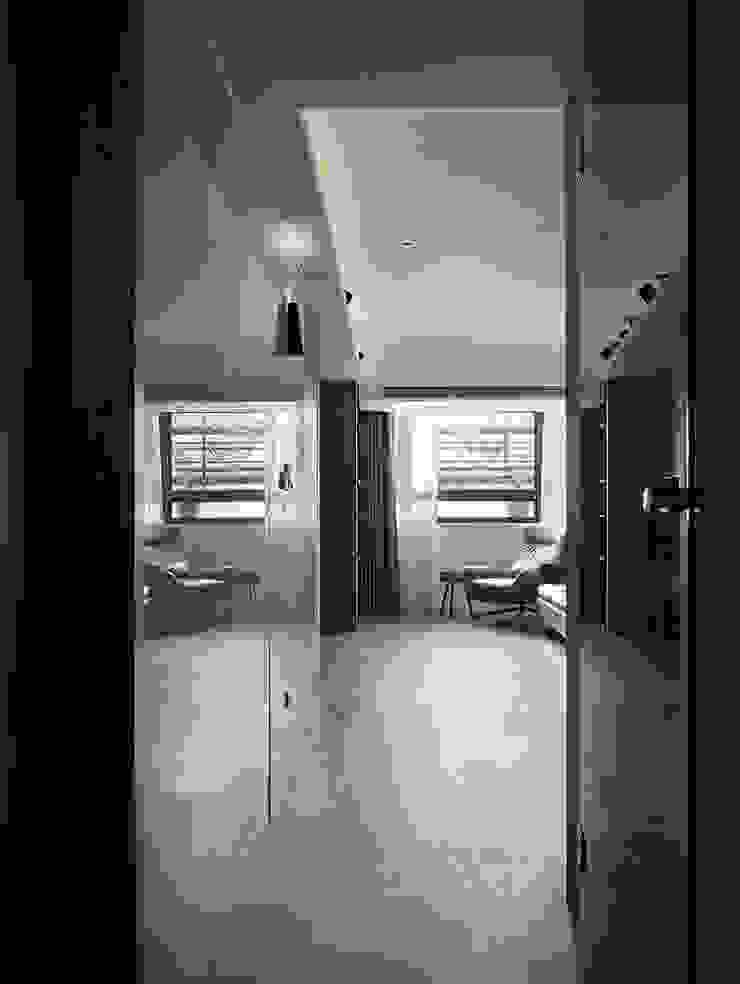 早安日光,40年老屋新生的清新印象 根據 大集國際室內裝修設計工程有限公司 簡約風