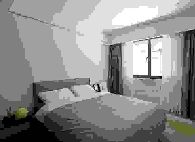 大集國際室內裝修設計工程有限公司 Cuartos de estilo minimalista