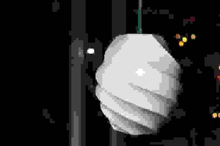 .Lámpara Torno de Fabric3D Minimalista