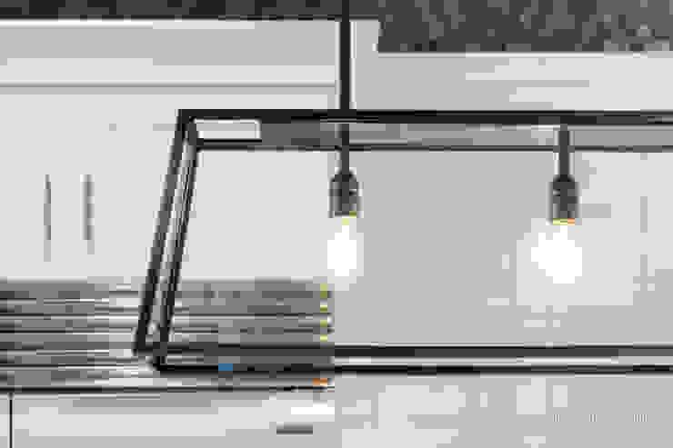 Cocinas modernas de Chibi Moku Architectural Films Moderno Concreto