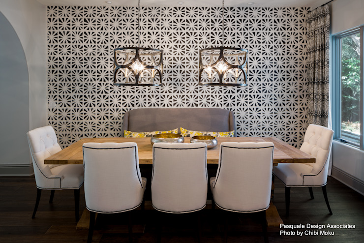 Modern Dining Room by Chibi Moku Architectural Films Modern Concrete
