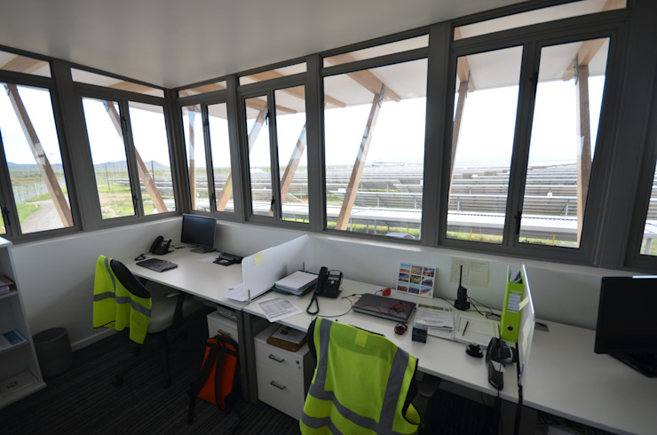 office view by Till Manecke:Architect Modern