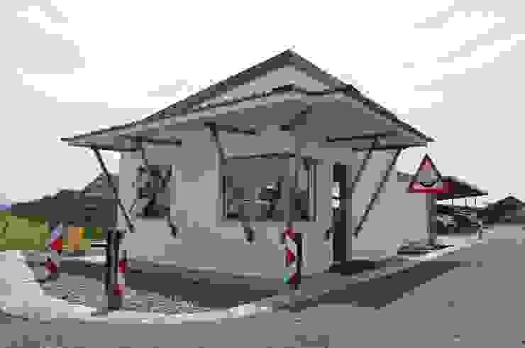 guard house by Till Manecke:Architect Modern