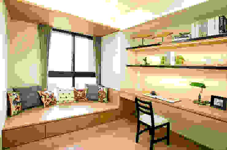 侑信仁和 9A 根據 栩 室內設計 現代風