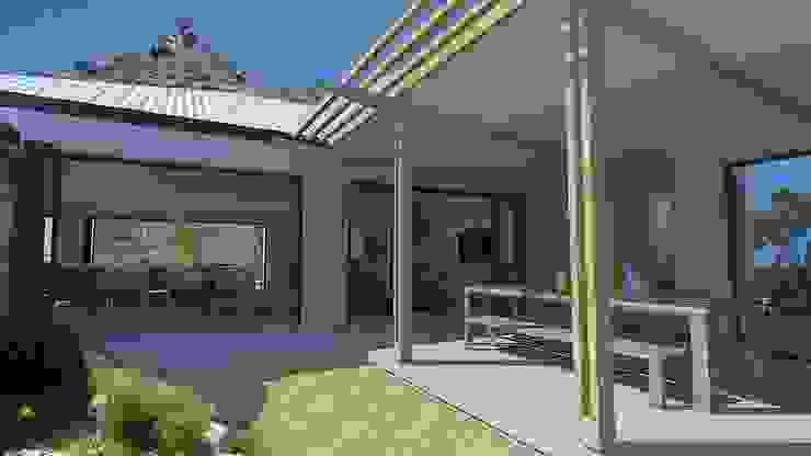 Terrazas  de estilo  por Till Manecke:Architect,