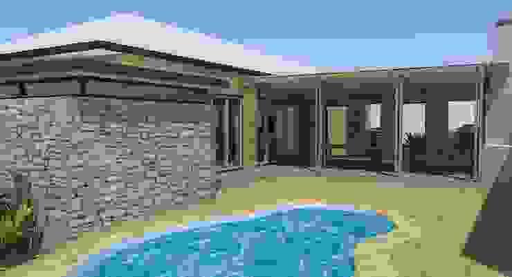 pool area by Till Manecke:Architect Modern