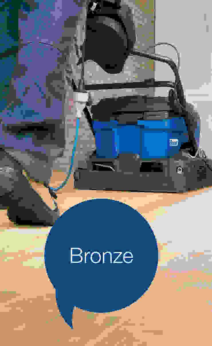 Tratamiento Bronce de Bona: Limpieza en profundidad y protección de los suelos de Bona Moderno
