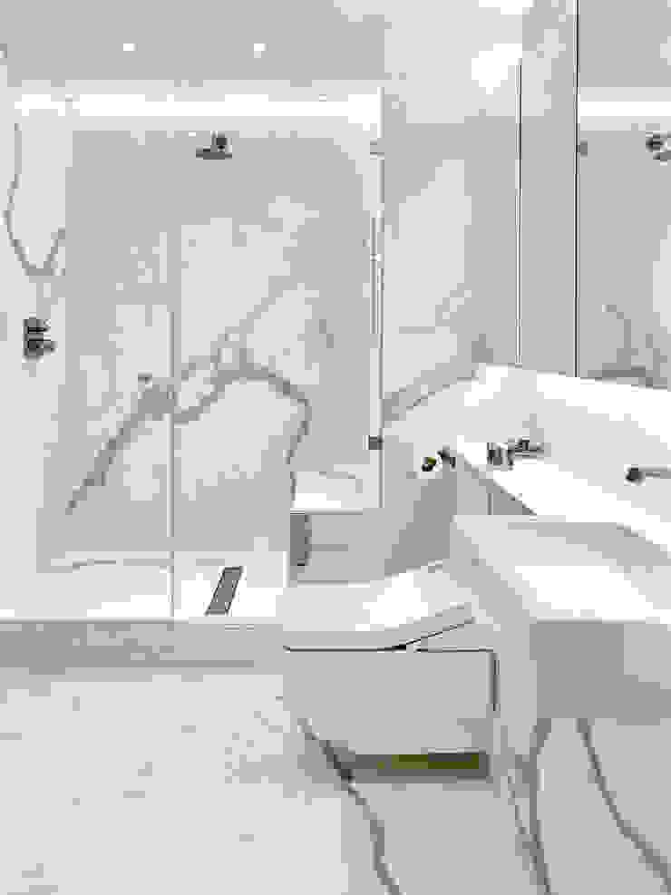 Bathroom من Morph Interior Ltd حداثي