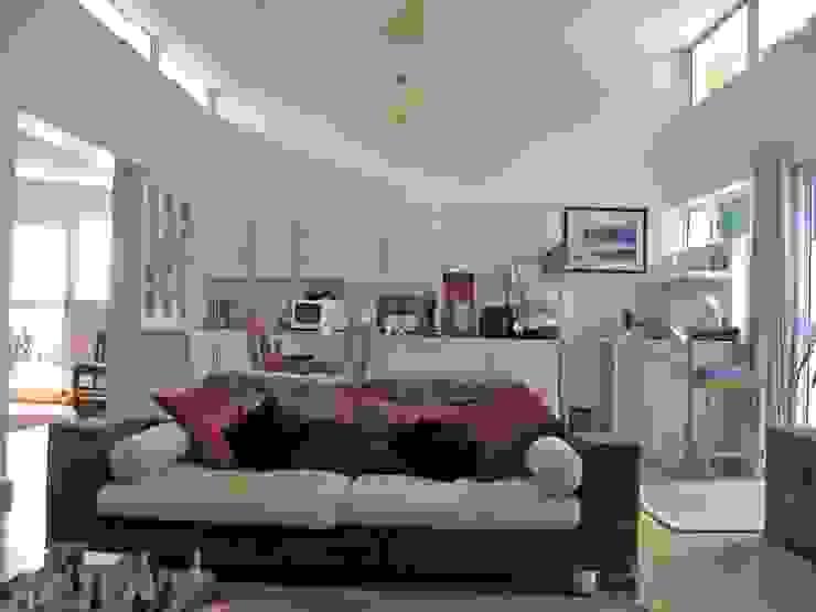 living room addition Till Manecke:Architect Living room