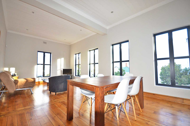 living room Till Manecke:Architect Living room