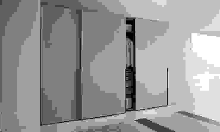 HOPUS BESPOKE WARDROBE de IQ Furniture Moderno