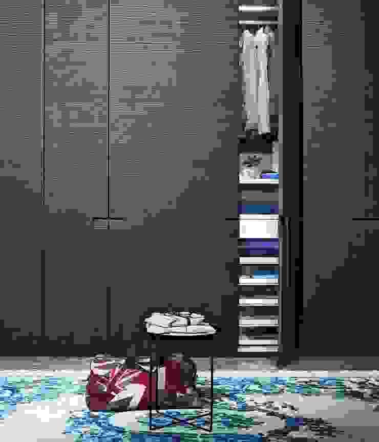 CEA HINGED DOOR WARDROBE de IQ Furniture Moderno
