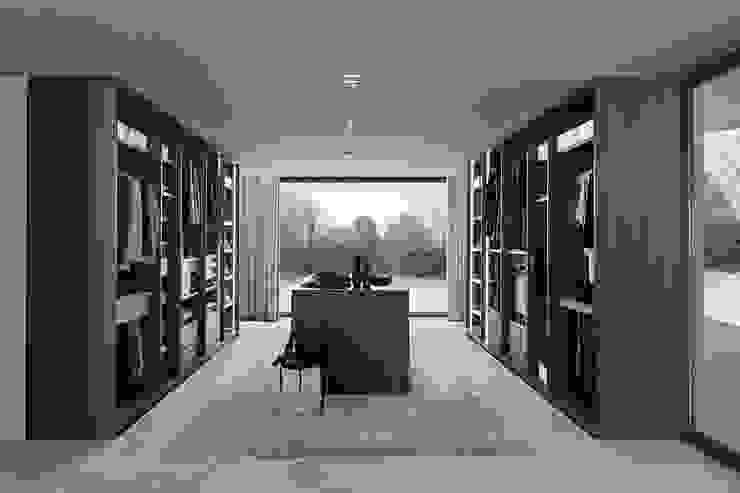 LINK WALK-IN WARDROBE de IQ Furniture Moderno