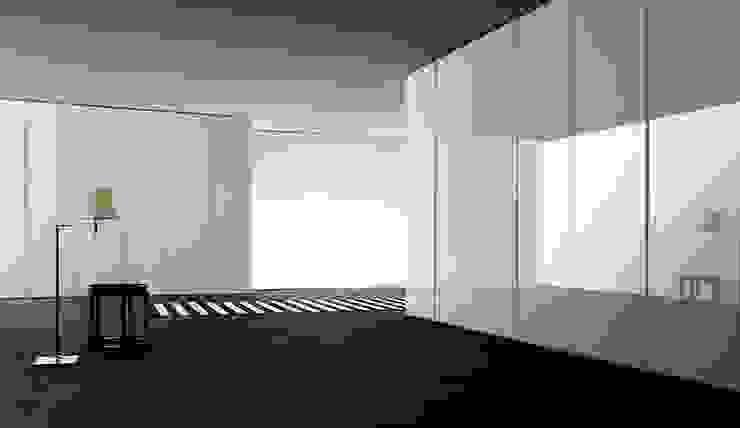 LINEA HINGED DOOR WARDROBE de IQ Furniture Moderno