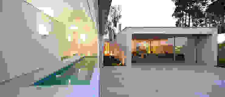 Moderne Häuser von paula santos | arquitectura Modern