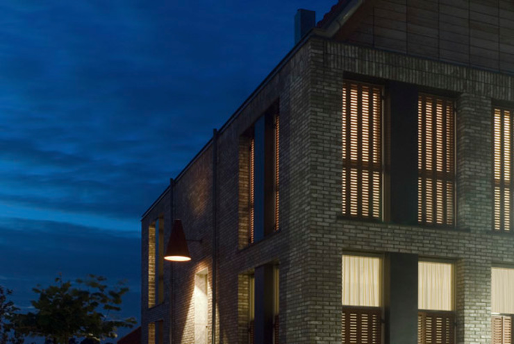 Loenen J4 Moderne huizen van VHS Architecten Modern