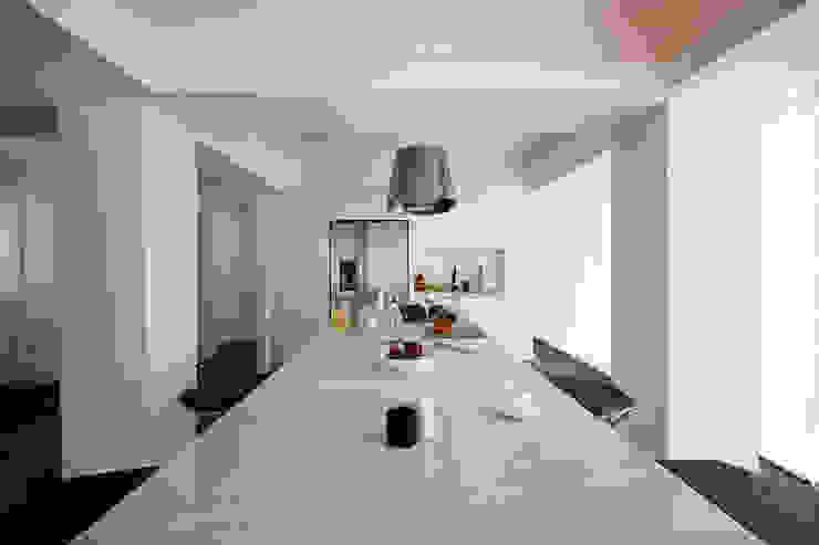 Cocina Cocinas clásicas de All Arquitectura Clásico Mármol