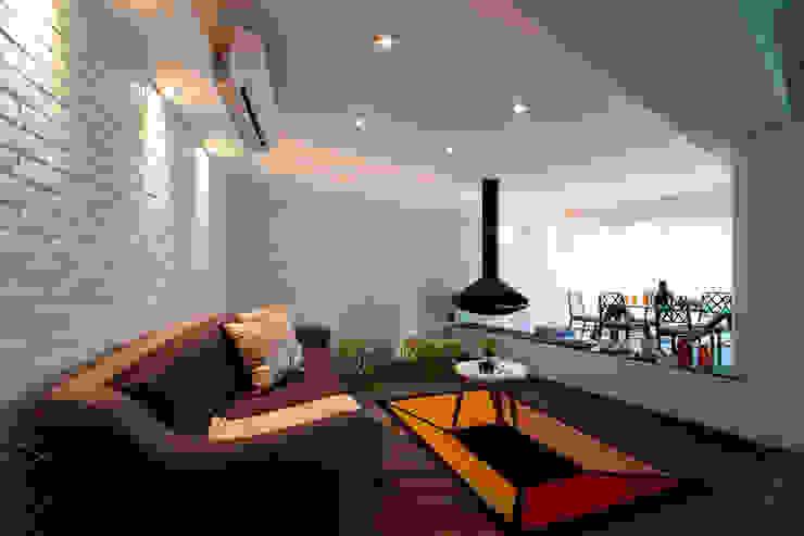 Salones de estilo  de All Arquitectura,