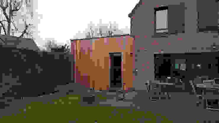 Tristan Bacro Design d'Espace Minimalist house