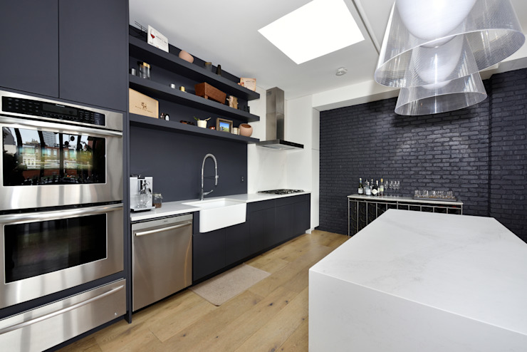 KBR Design and Build Modern style kitchen