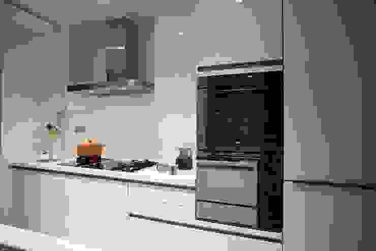 Sergio Mannino Studio Cucina moderna Bianco