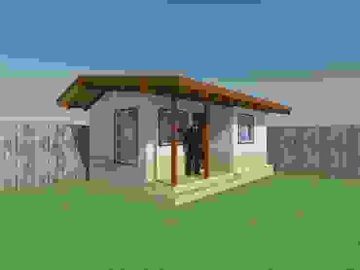 Proyecto Oficina Puerto Montt de Arquitectura y Construcción Chinquel