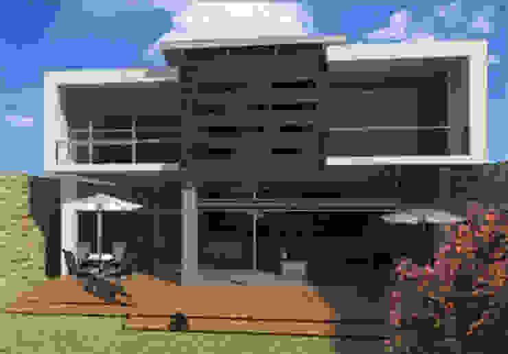 Residencia Bosques Casas modernas de A arquitecto Moderno