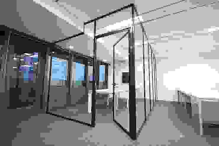 信美室內裝修 Modern office buildings