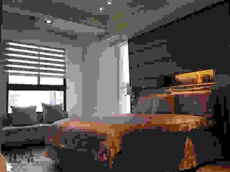 主臥室 根據 宗霖建築設計工程 現代風