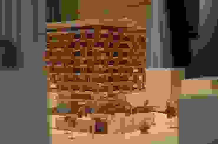 Municipalidad de Villarrica Salas multimedia de estilo moderno de Studio Himmer Moderno