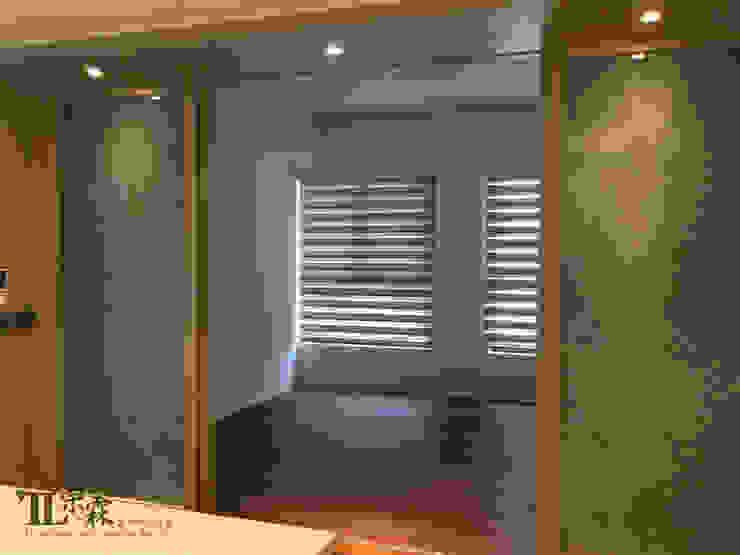 起居室 根據 宗霖建築設計工程 現代風