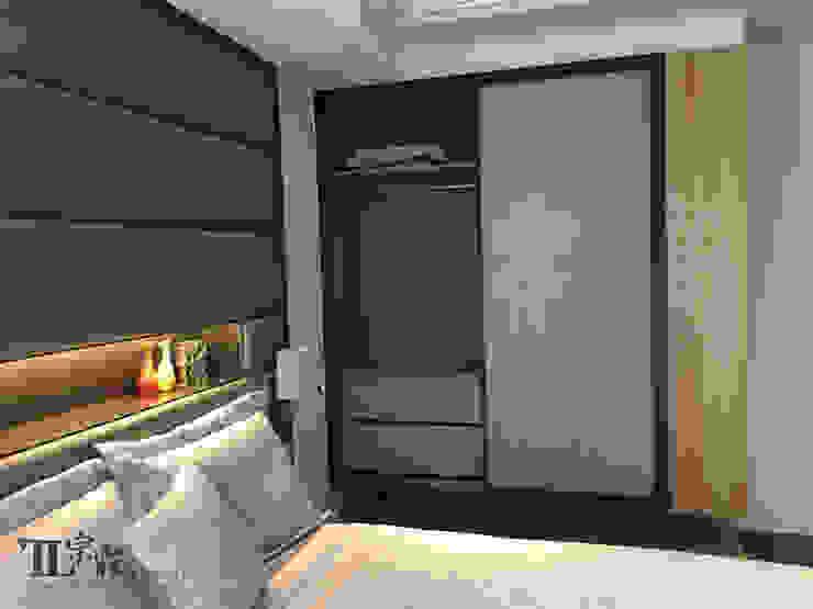 次臥室 根據 宗霖建築設計工程 現代風